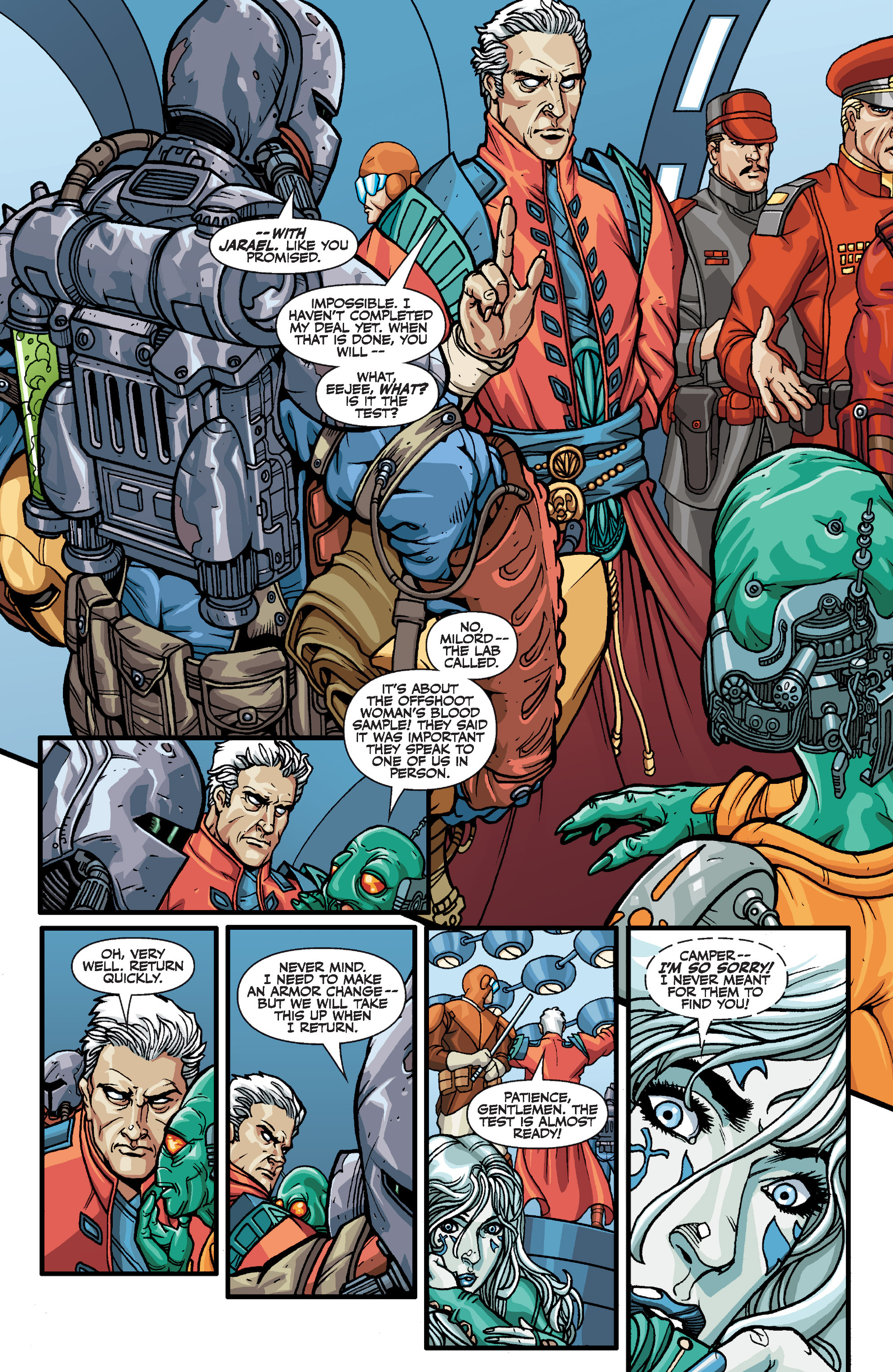 Read online Star Wars Omnibus comic -  Issue # Vol. 32 - 36