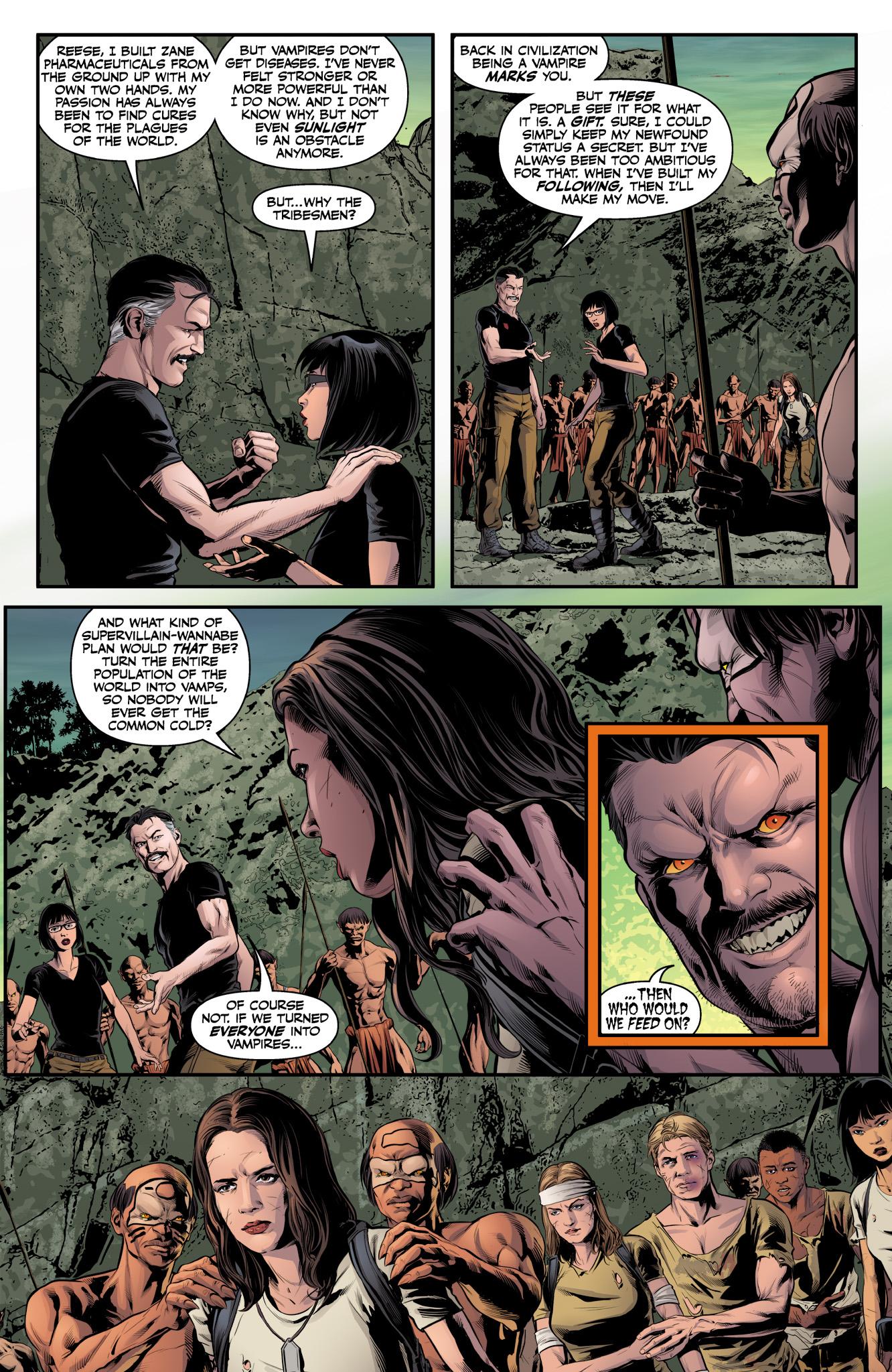 Read online Angel & Faith Season 10 comic -  Issue #10 - 5