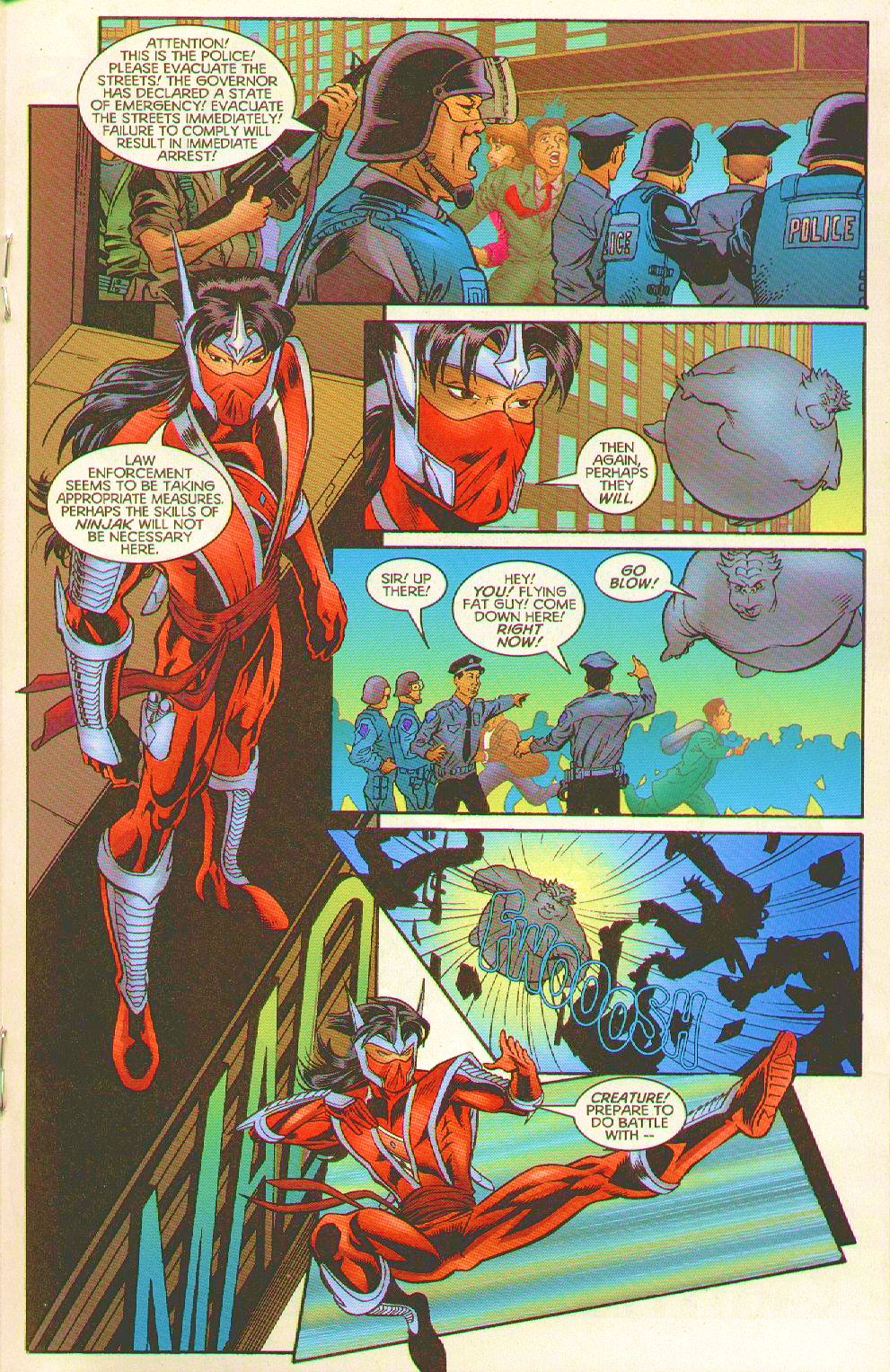 Read online Trinity Angels comic -  Issue #11 - 18