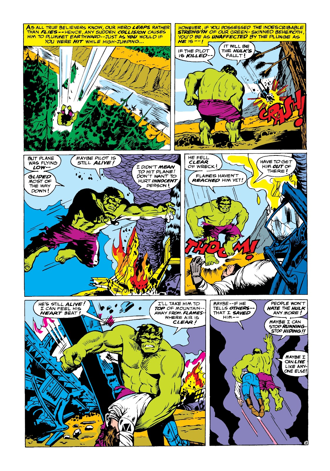 Read online Marvel Masterworks: The Incredible Hulk comic -  Issue # TPB 3 (Part 2) - 96