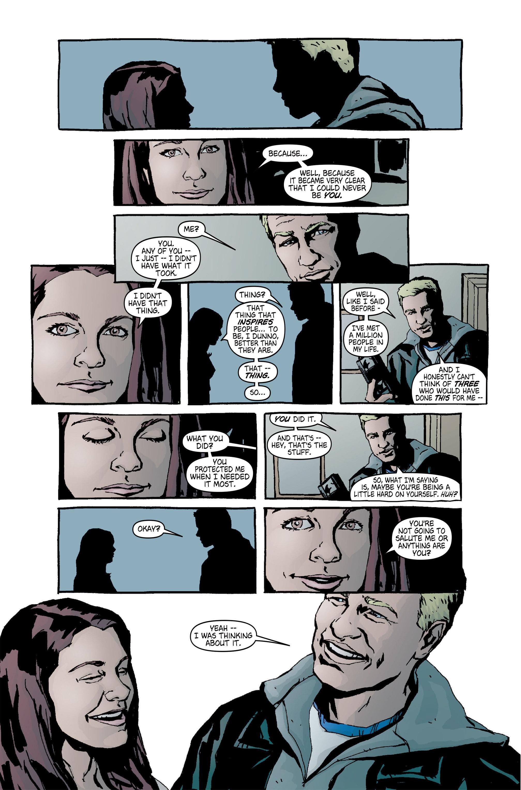 Read online Alias comic -  Issue #5 - 22