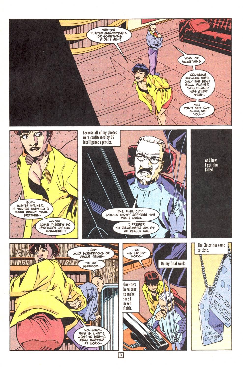 Read online Xero comic -  Issue #7 - 5