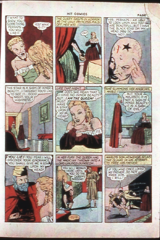Read online Hit Comics comic -  Issue #4 - 41
