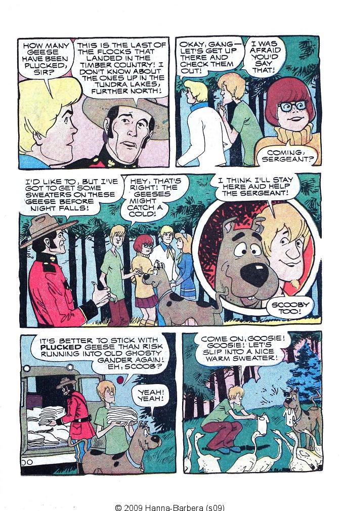Read online Scooby-Doo... Mystery Comics comic -  Issue #19 - 11