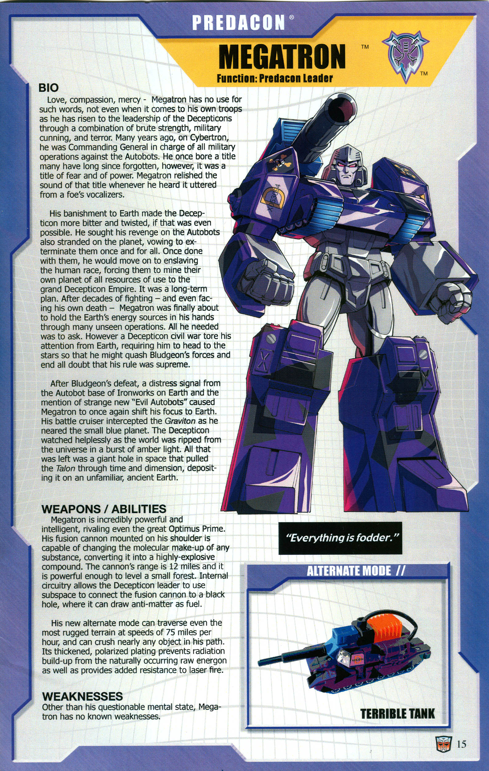 Read online Transformers: Collectors' Club comic -  Issue #52 - 15