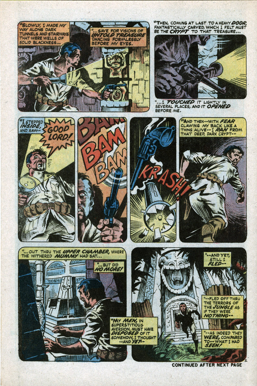Chamber of Chills (1972) issue 3 - Page 8