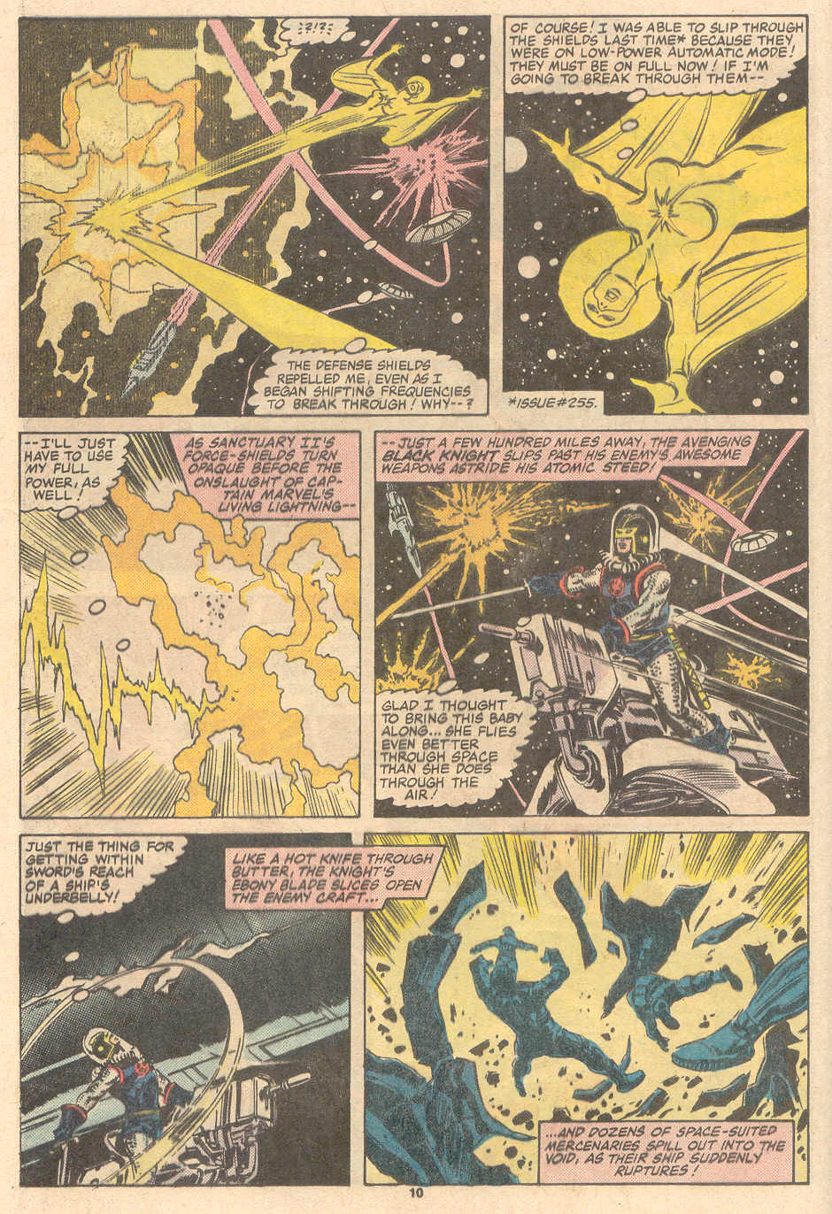 The Avengers (1963) 260 Page 10