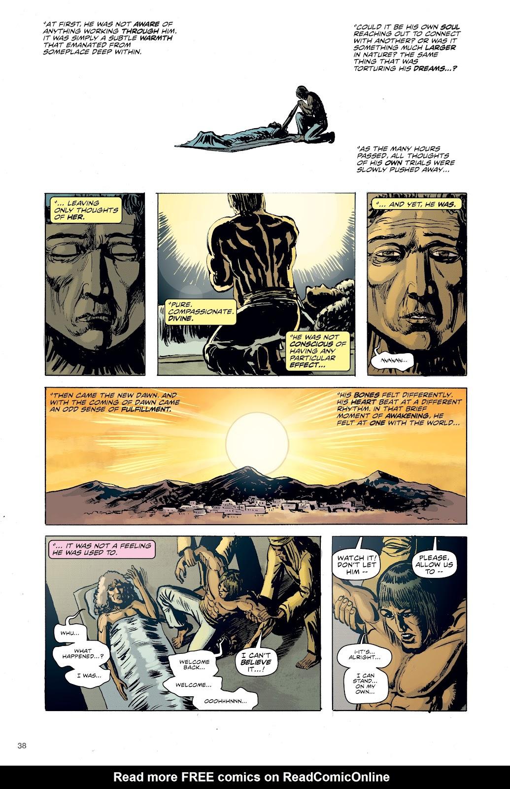 Read online Jesusfreak comic -  Issue # Full - 34