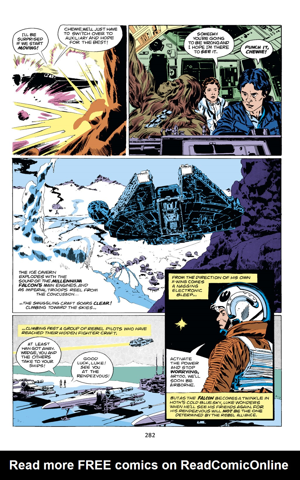 Read online Star Wars Omnibus comic -  Issue # Vol. 14 - 280
