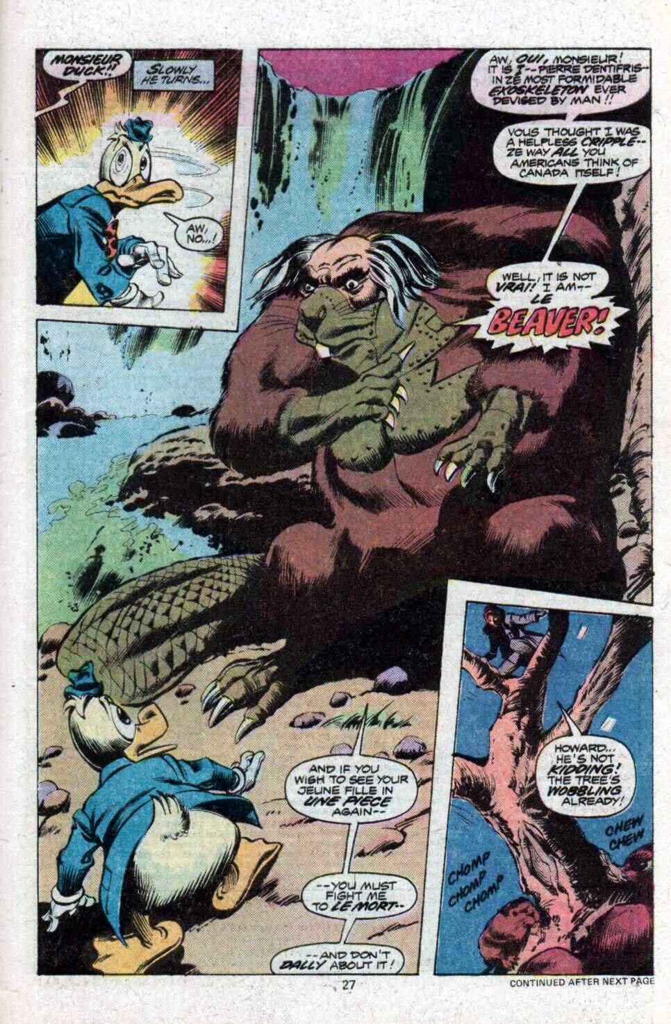 Howard the Duck (1976) Issue #9 #10 - English 16