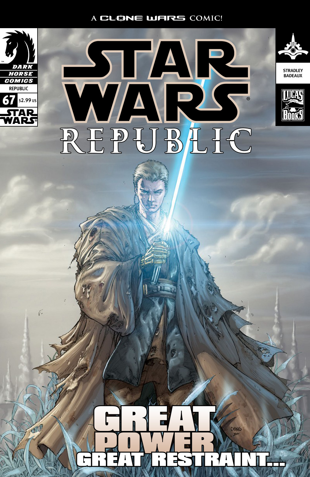Star Wars: Republic 67 Page 1
