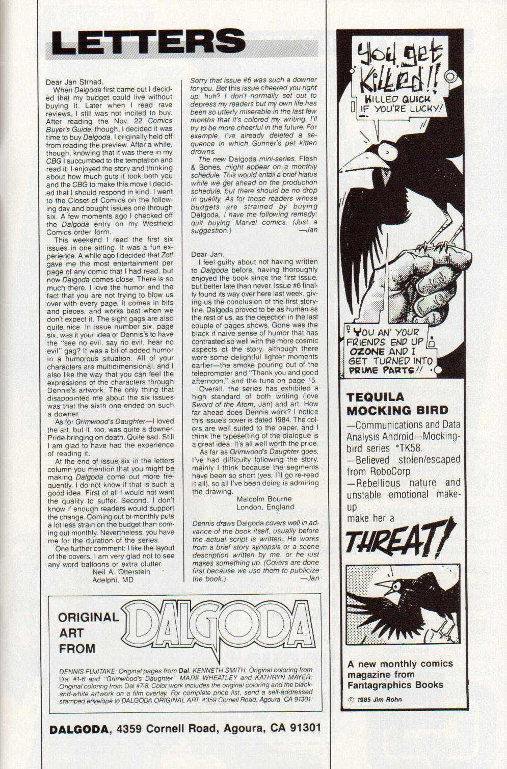 Read online Dalgoda comic -  Issue #8 - 35
