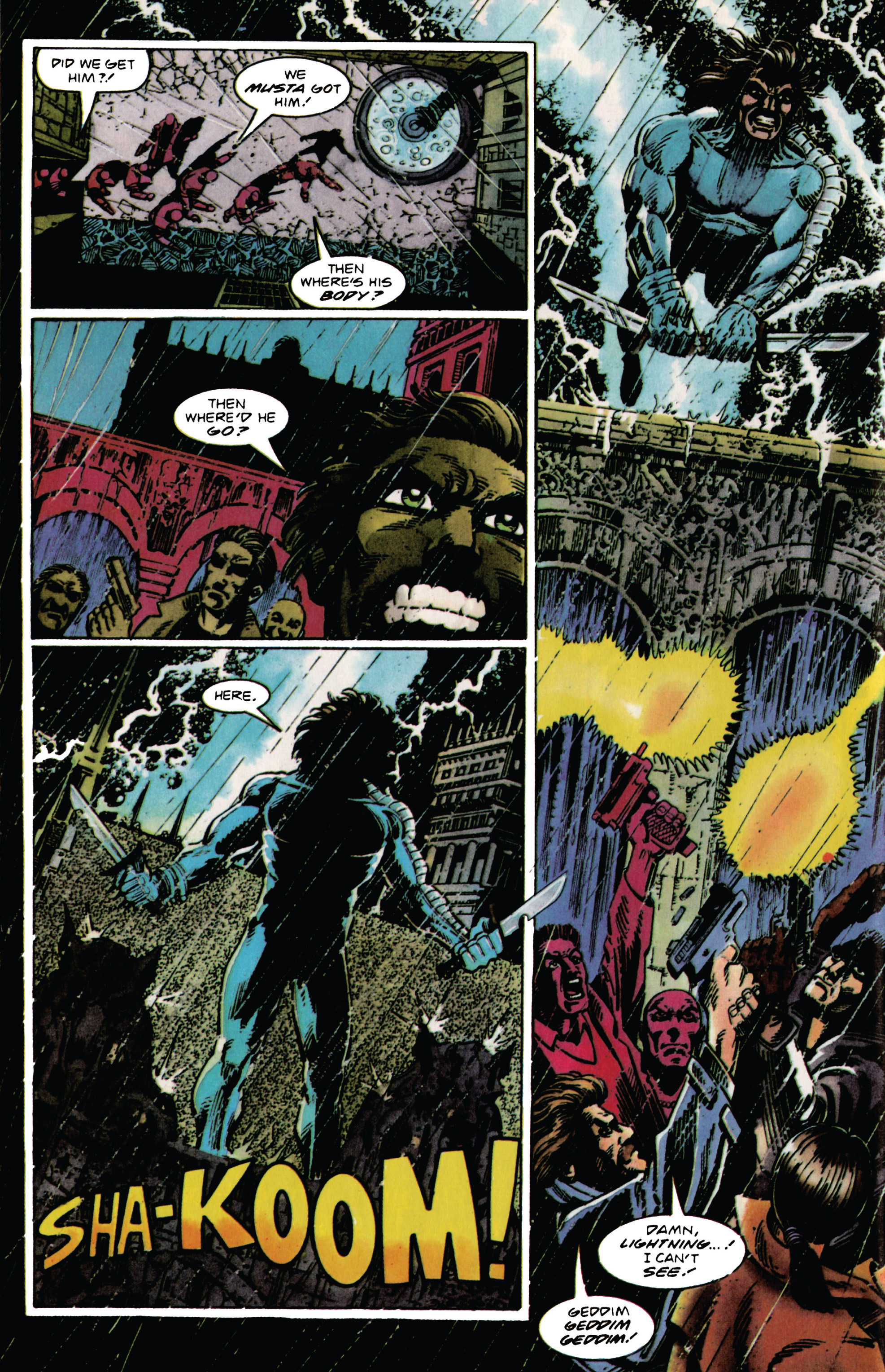 Read online Eternal Warrior (1992) comic -  Issue #31 - 17