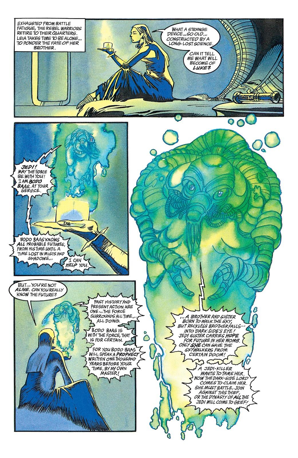 Read online Star Wars: Dark Empire Trilogy comic -  Issue # TPB (Part 2) - 43