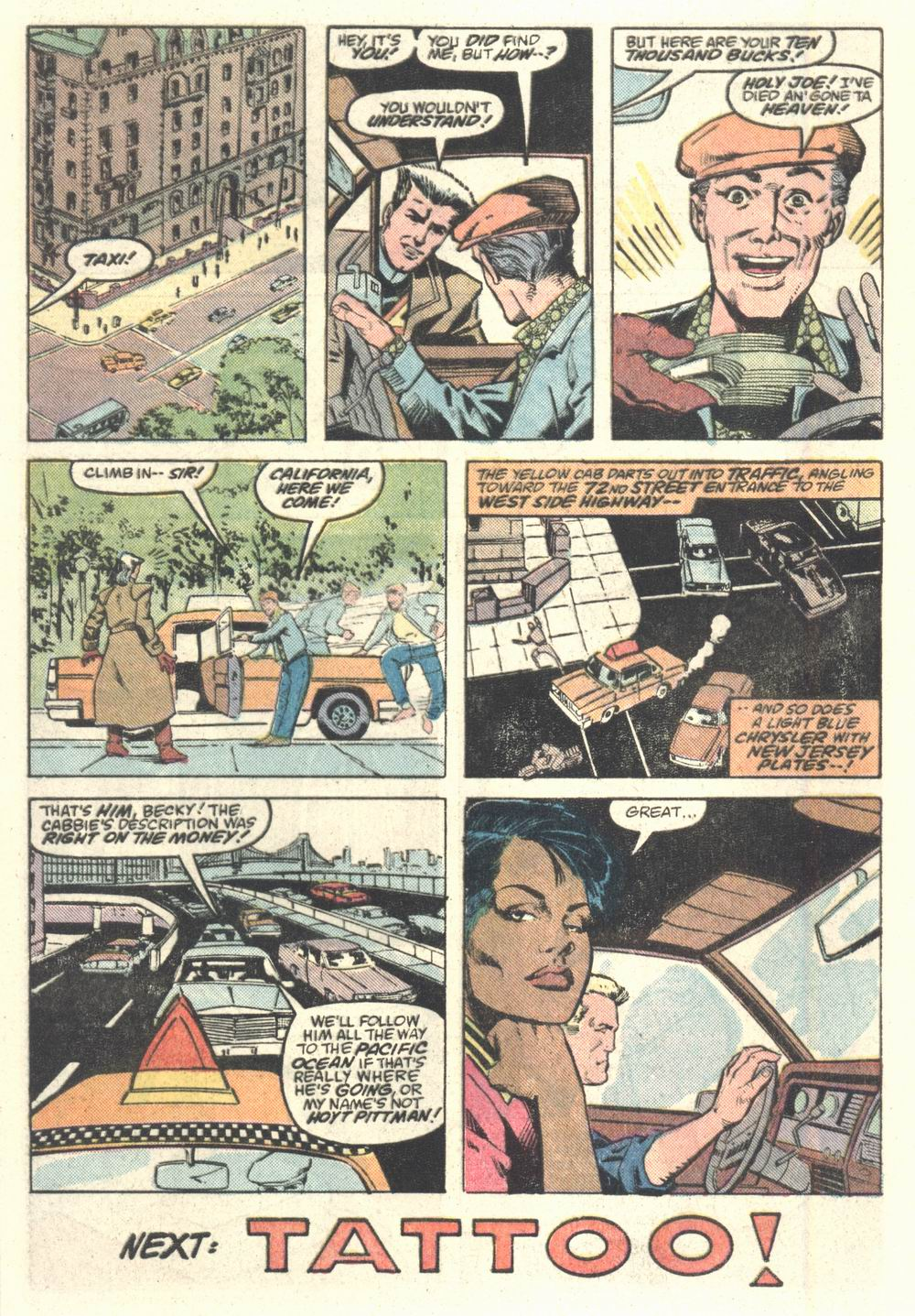 Read online Justice (1986) comic -  Issue #2 - 23