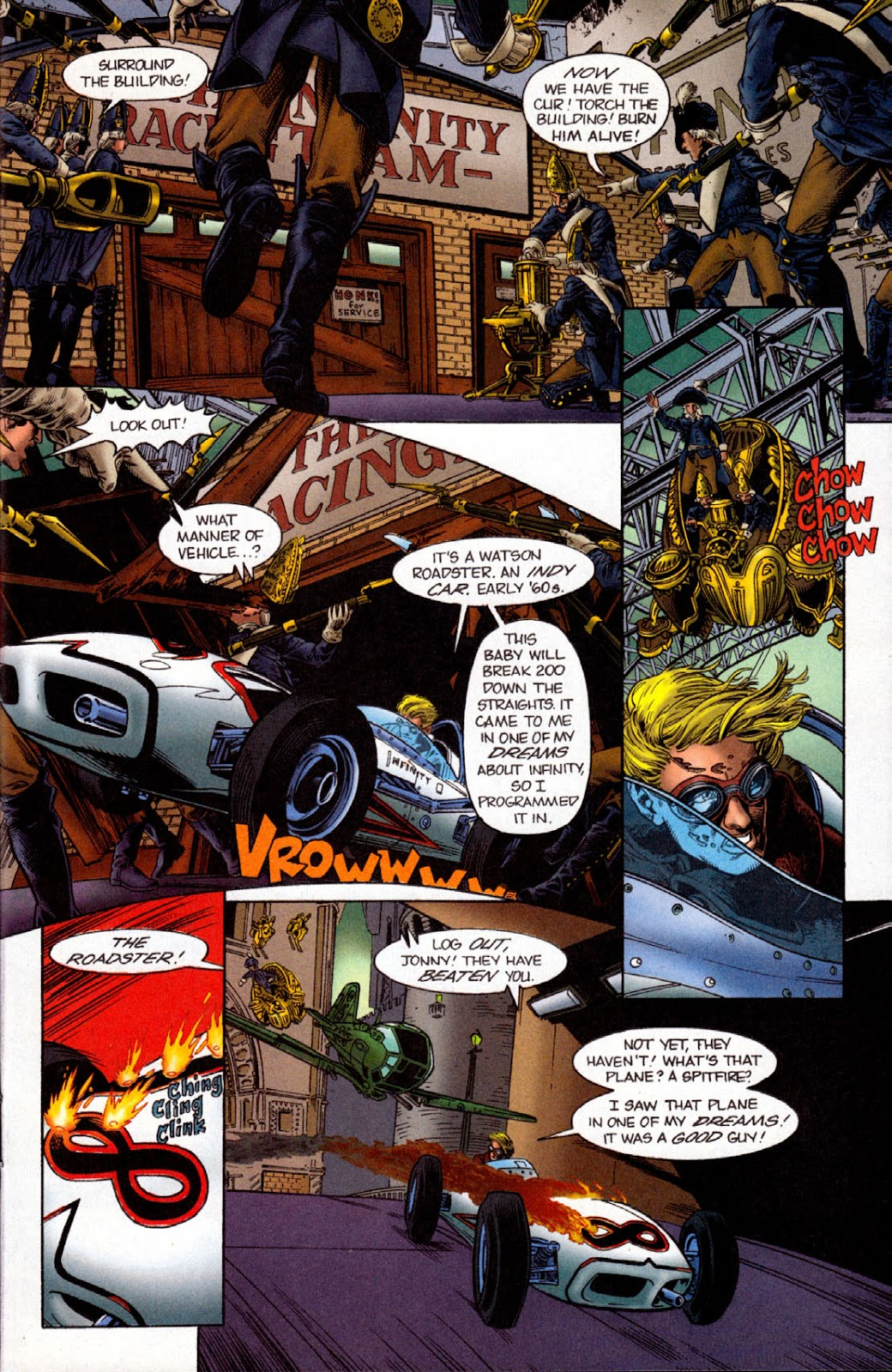 Read online The Real Adventures of Jonny Quest comic -  Issue #8 - 5
