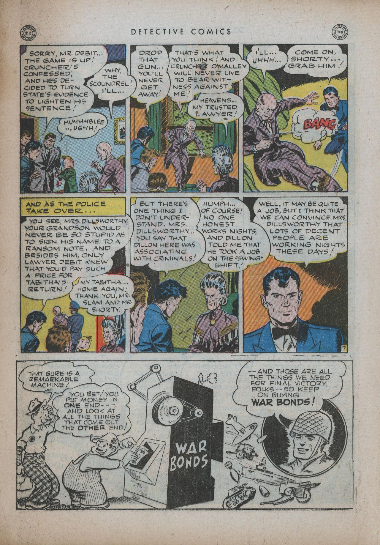 Read online Detective Comics (1937) comic -  Issue #94 - 28
