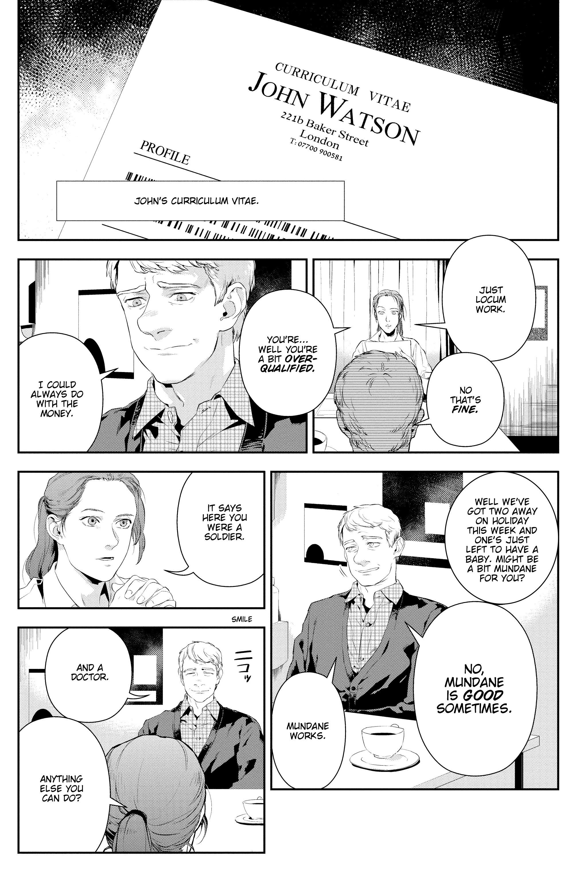 Read online Sherlock: The Blind Banker comic -  Issue #2 - 25
