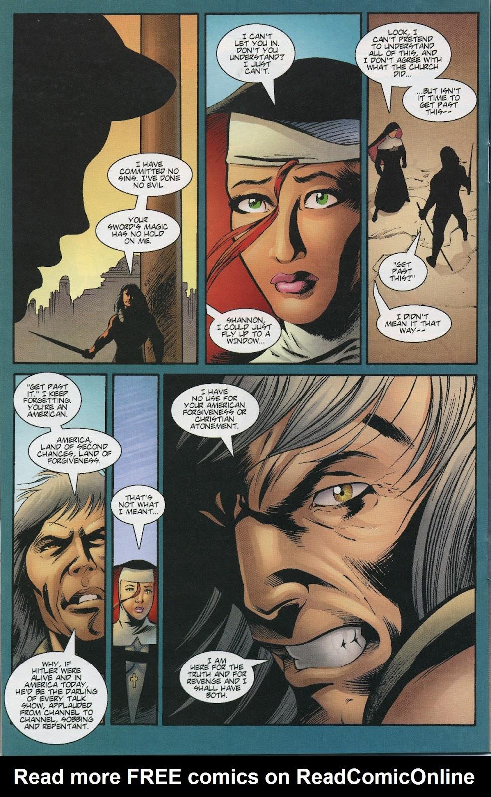 Warrior Nun Areala (1997) Issue #3 #3 - English 18