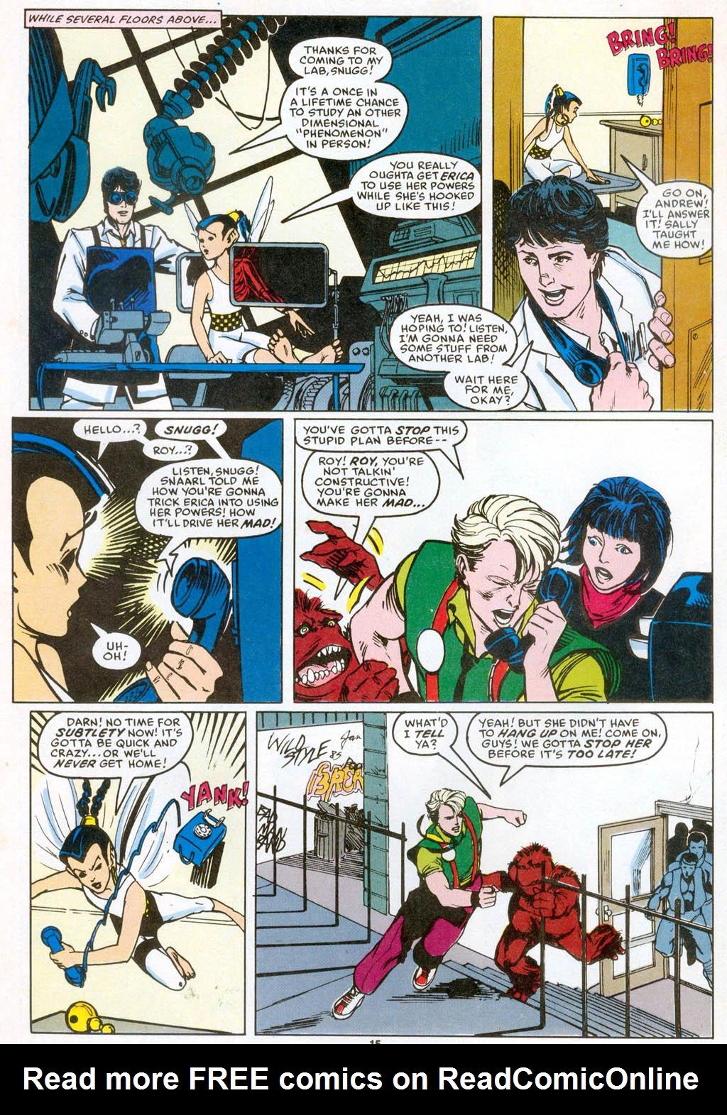 Spellbound (1988) issue 2 - Page 16