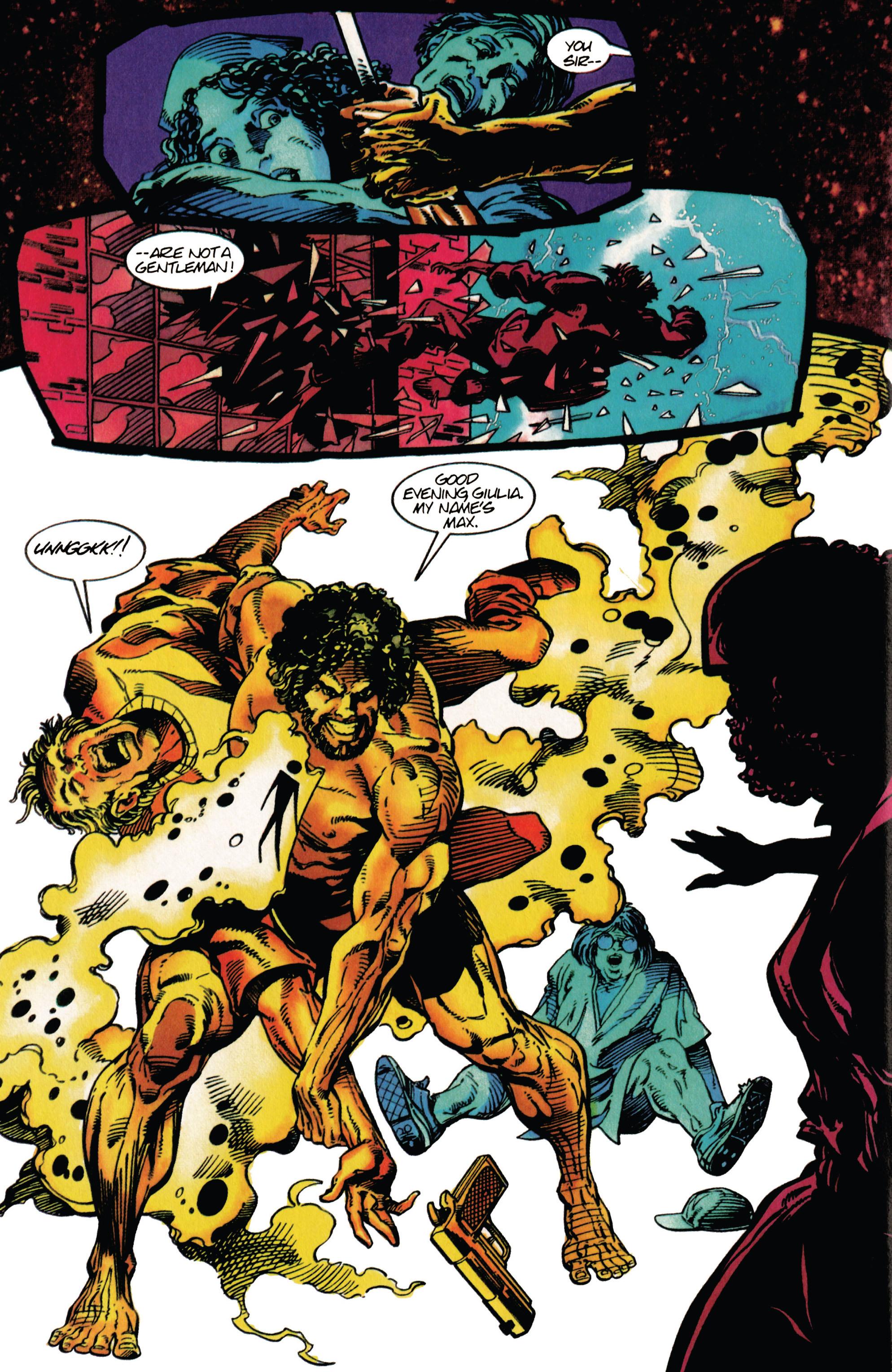 Read online Shadowman (1992) comic -  Issue #29 - 15