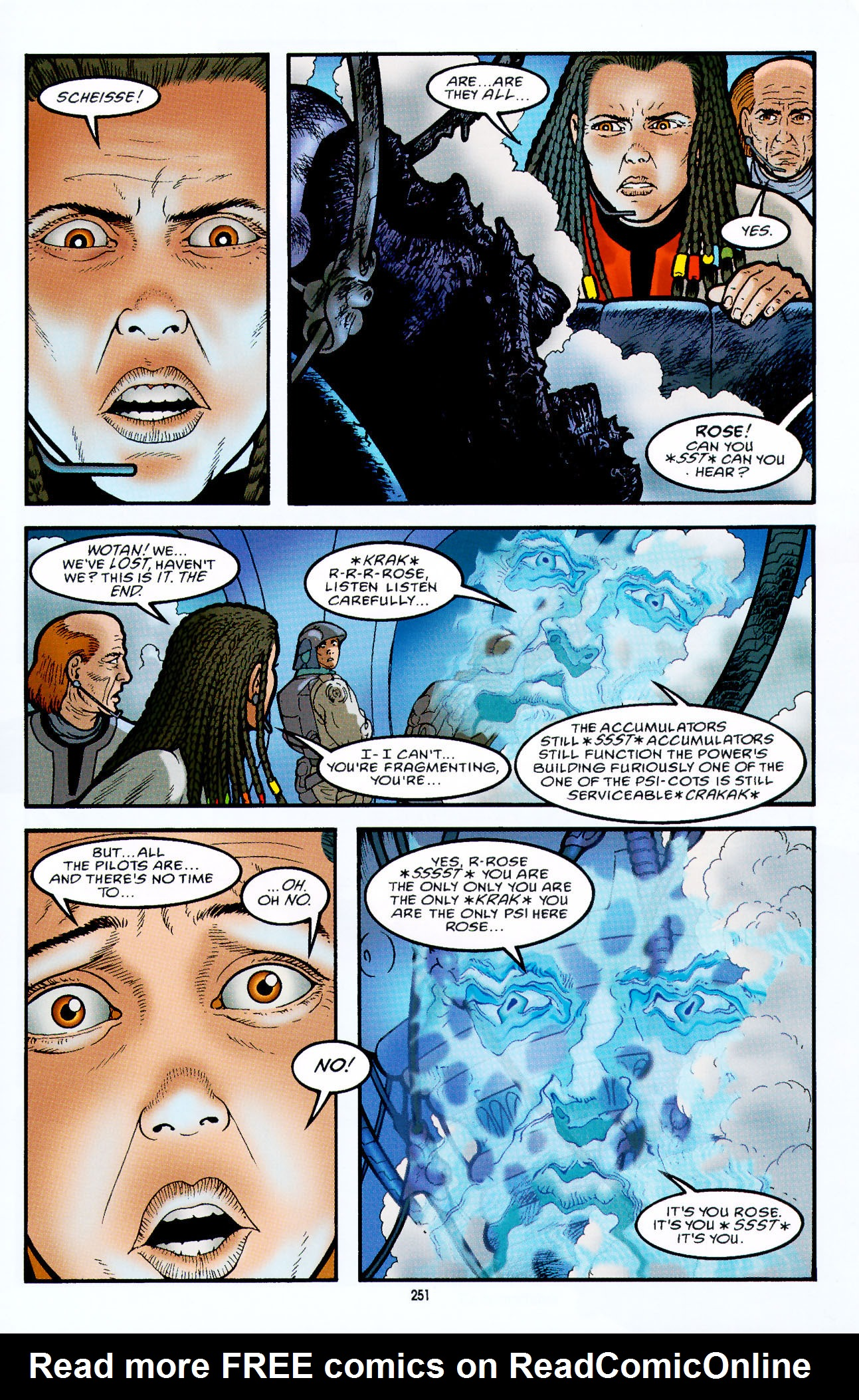 Read online Heart of Empire comic -  Issue #8 - 27