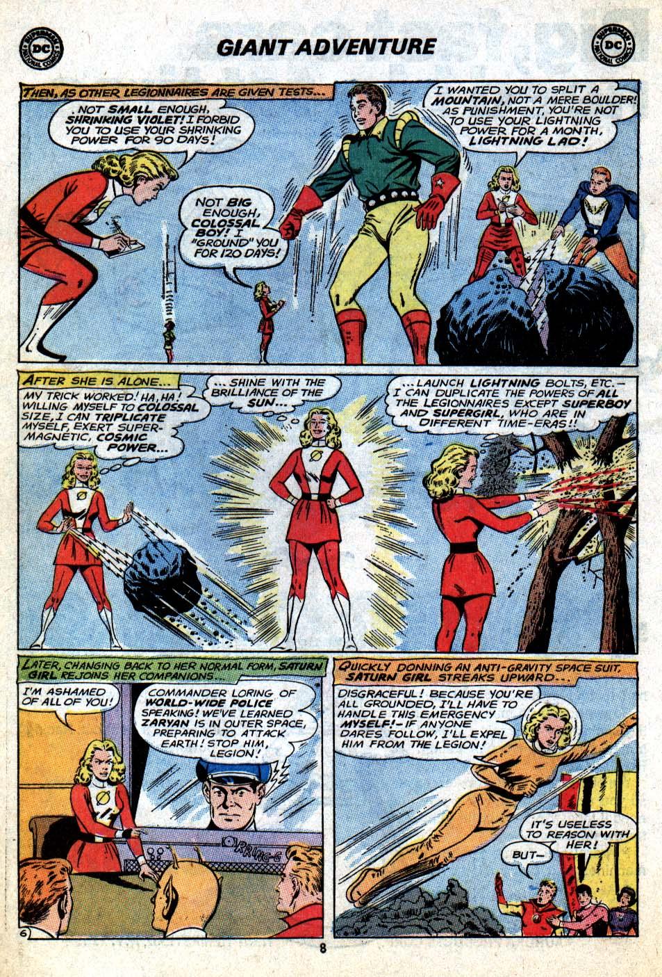 Read online Adventure Comics (1938) comic -  Issue #403 - 10