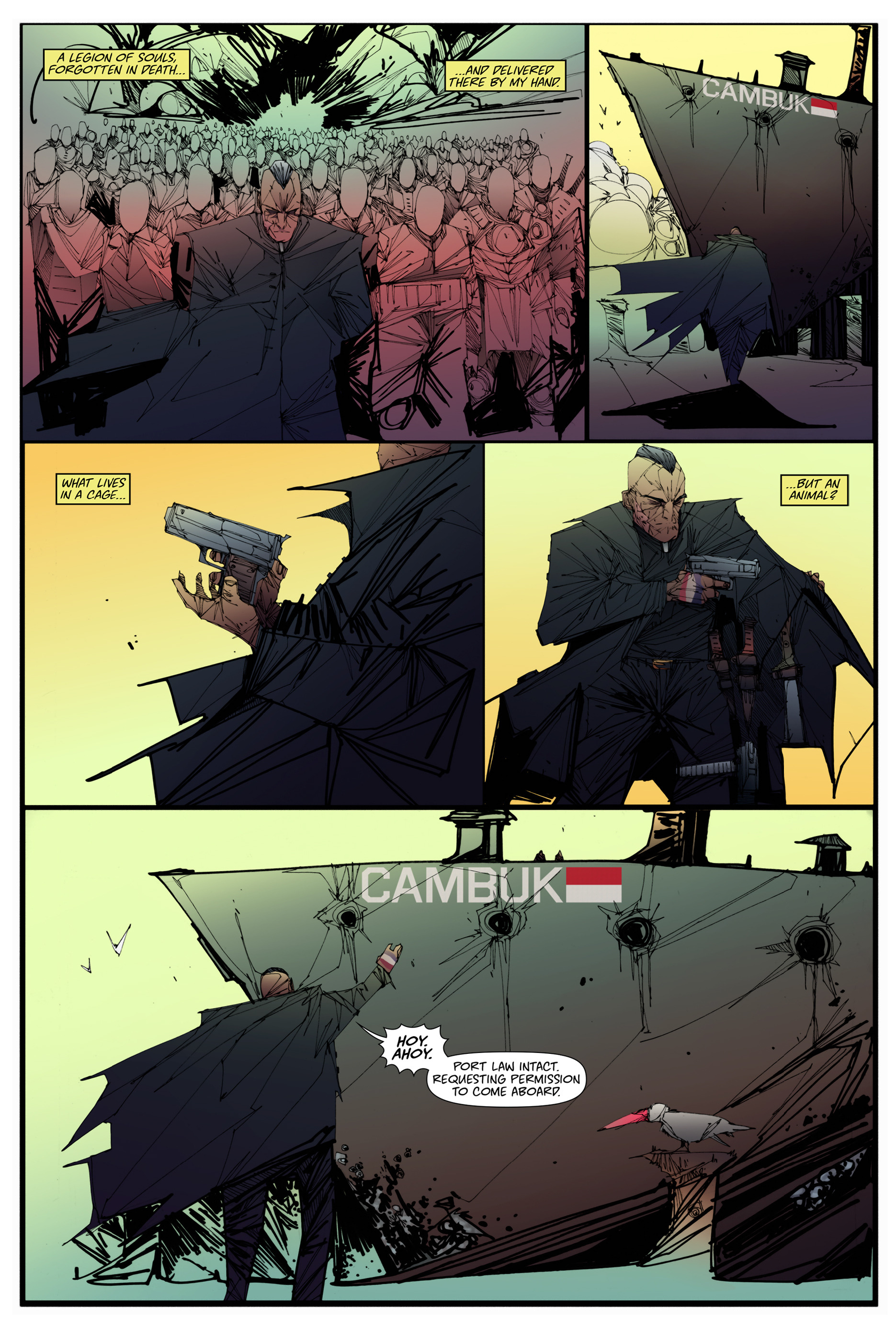 Read online Scrimshaw comic -  Issue #2 - 7
