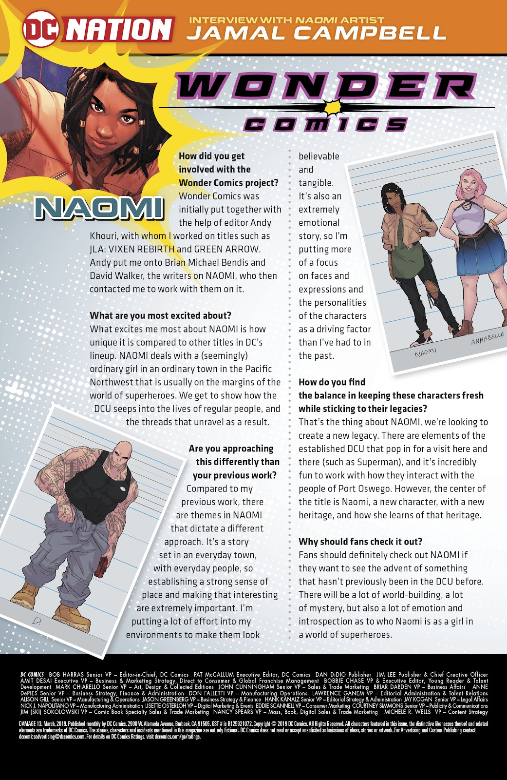 Read online Damage (2018) comic -  Issue #13 - 30