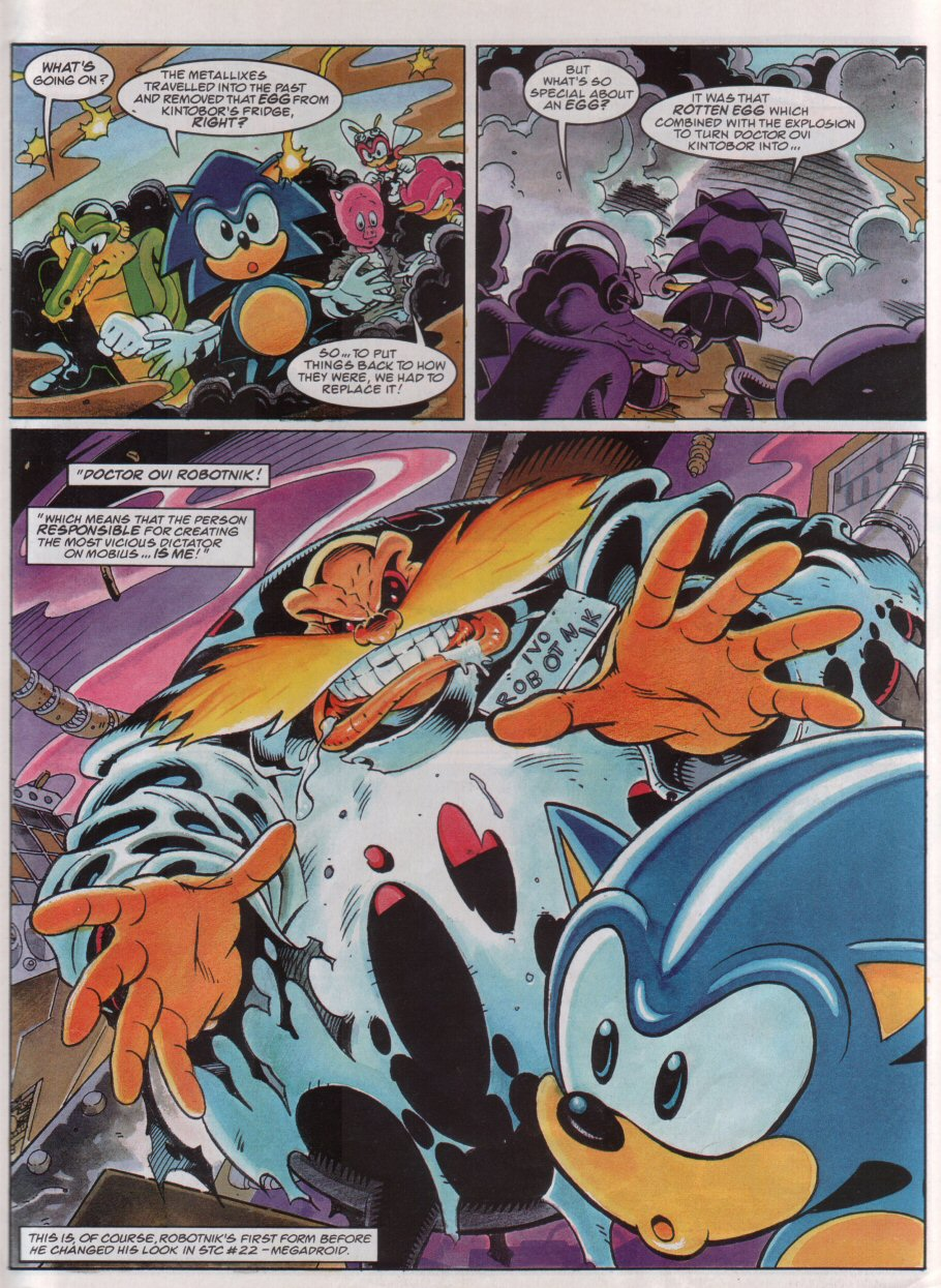 Read online Sonic the Comic comic -  Issue #71 - 7