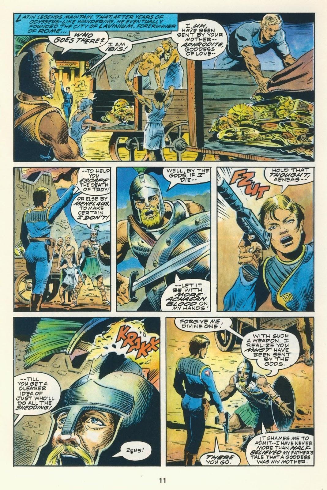 Warhawks issue 4 - Page 13
