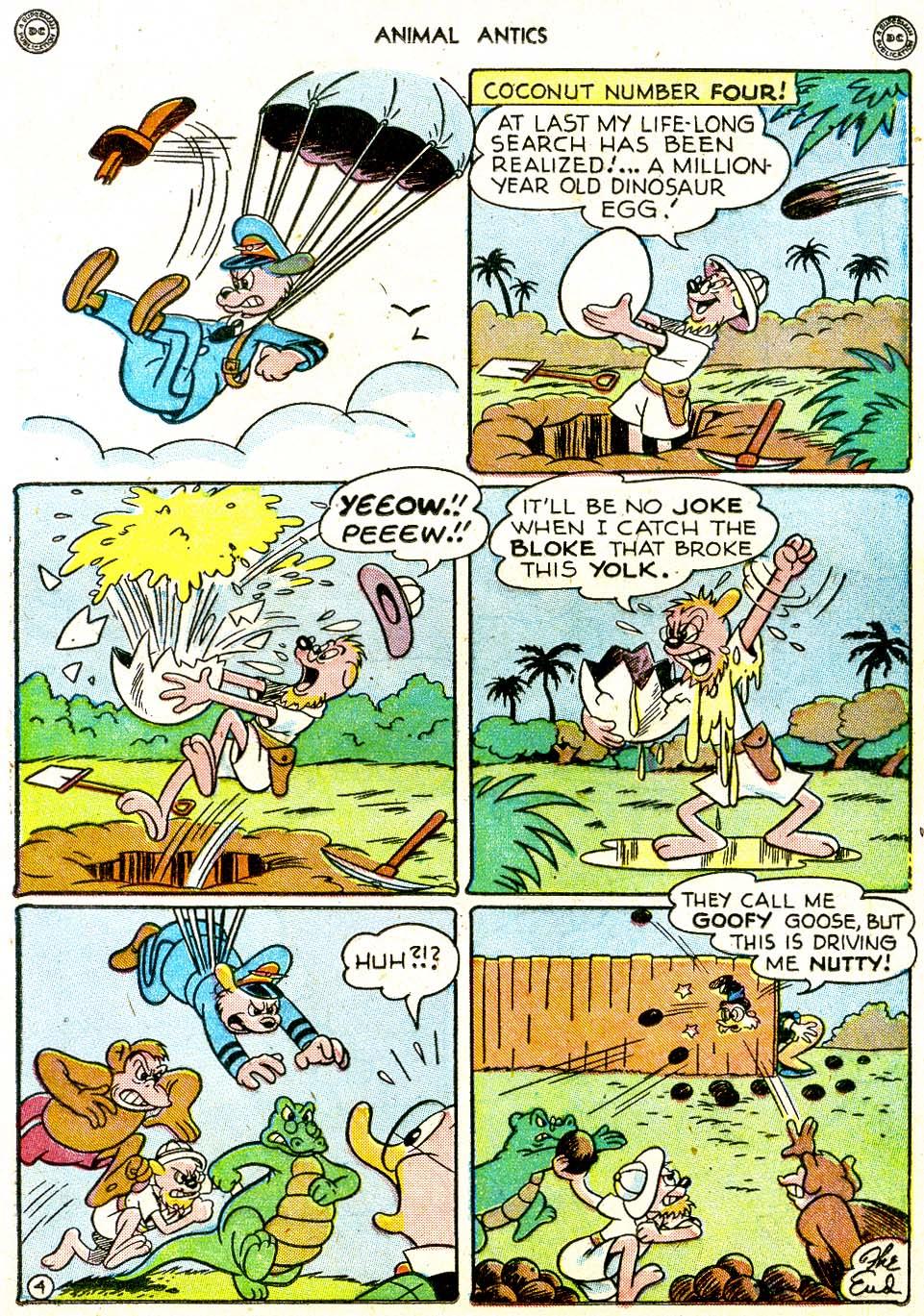 Read online Animal Antics comic -  Issue #12 - 19
