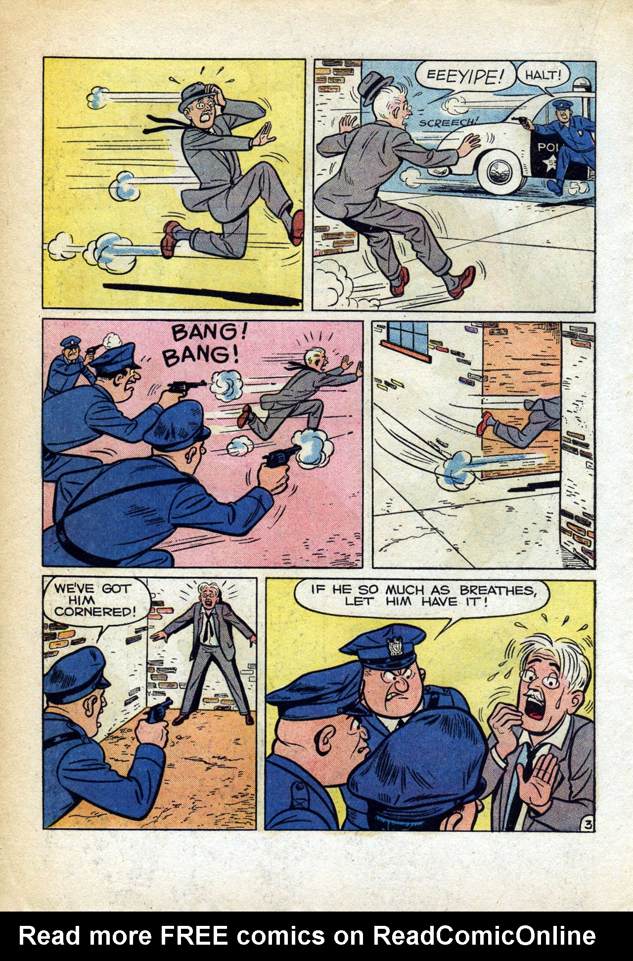 Read online Archie (1960) comic -  Issue #140 - 22