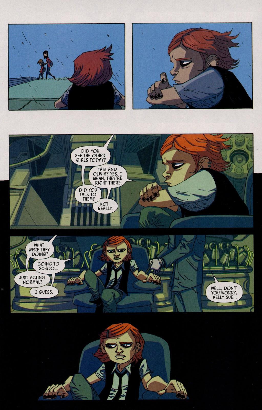 Read online Takio (2012) comic -  Issue #1 - 24