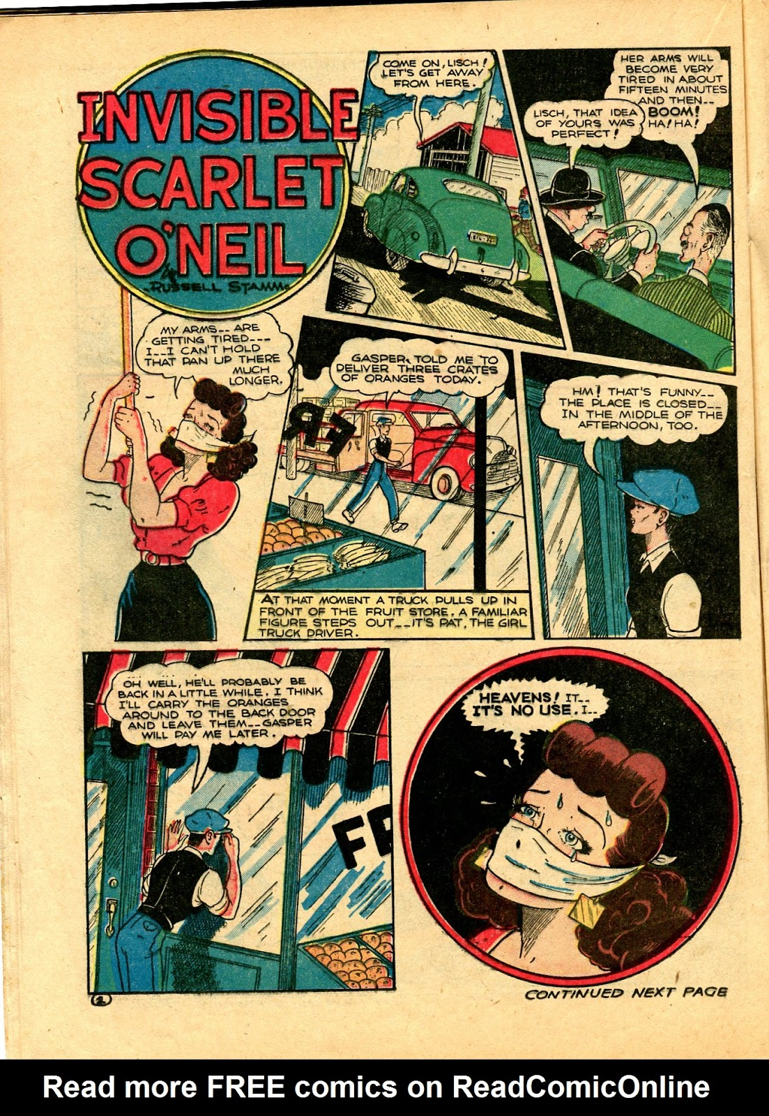 Read online Famous Funnies comic -  Issue #102 - 30