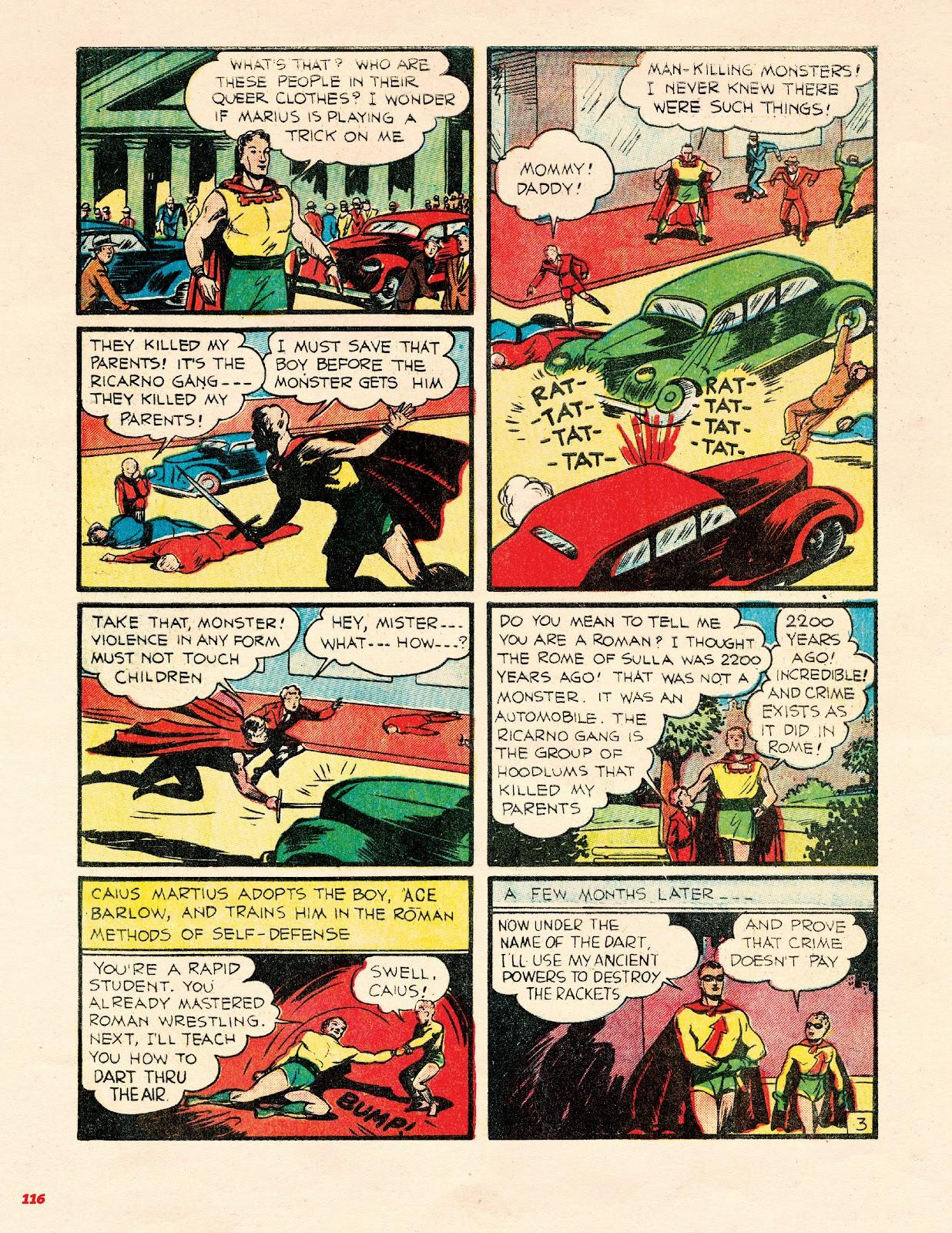 Read online Super Weird Heroes comic -  Issue # TPB 1 (Part 2) - 16