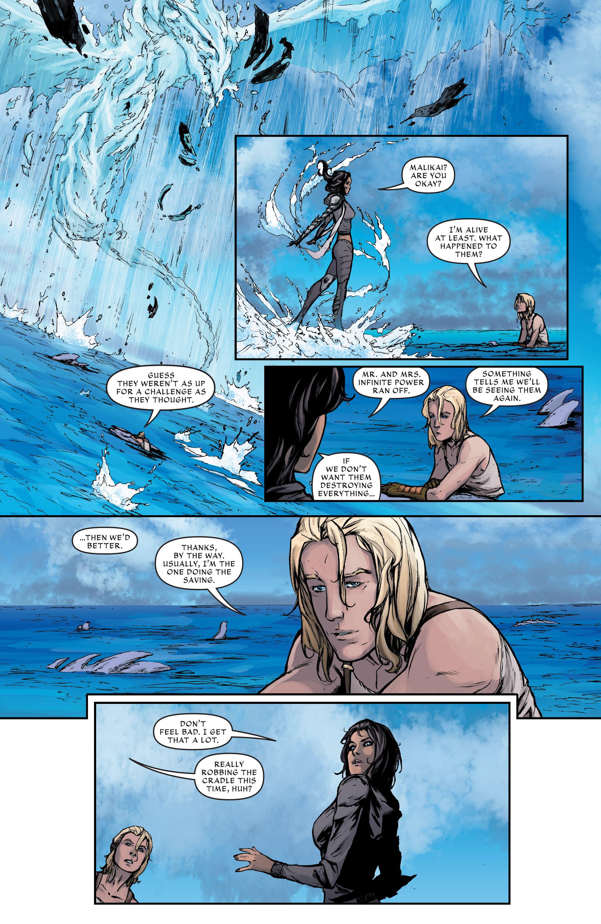 Read online Aspen Universe: Revelations comic -  Issue #2 - 22