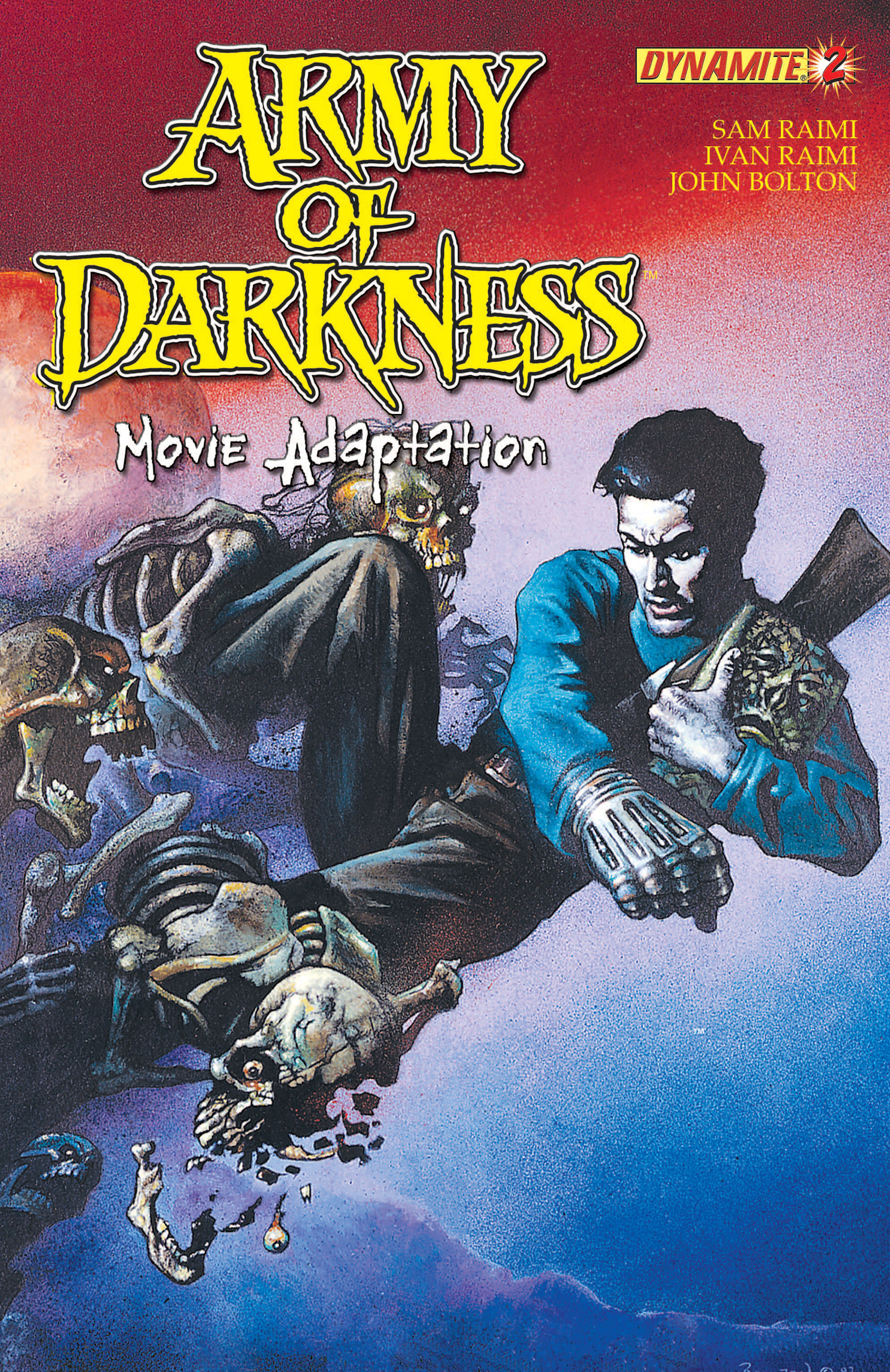 Army of Darkness (1992) 2 Page 1