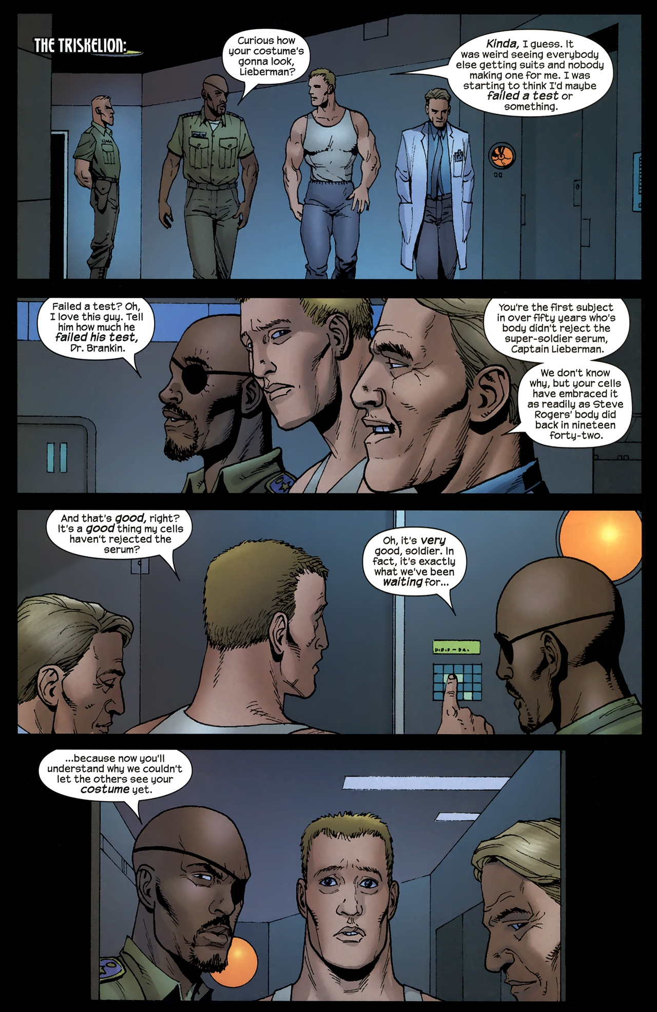 Read online Ultimates 2 comic -  Issue # _Annual 1 - 26