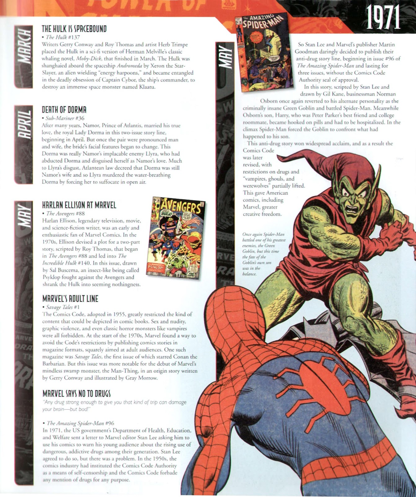 Read online Marvel Chronicle comic -  Issue # TPB (Part 2) - 43