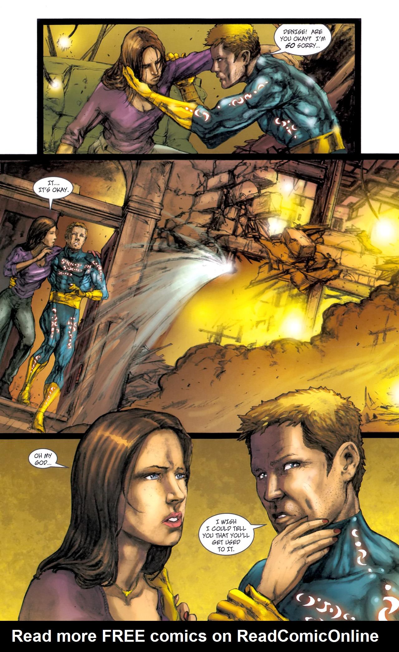 Read online Phoenix comic -  Issue #2 - 8