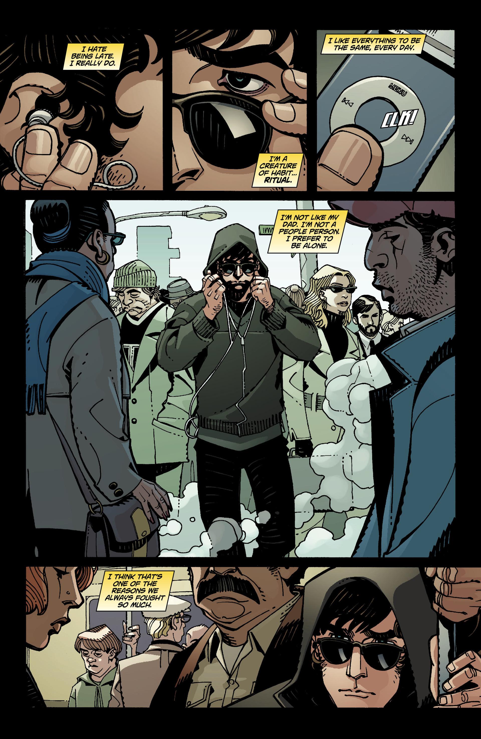 Read online National Comics: Eternity comic -  Issue # Full - 6