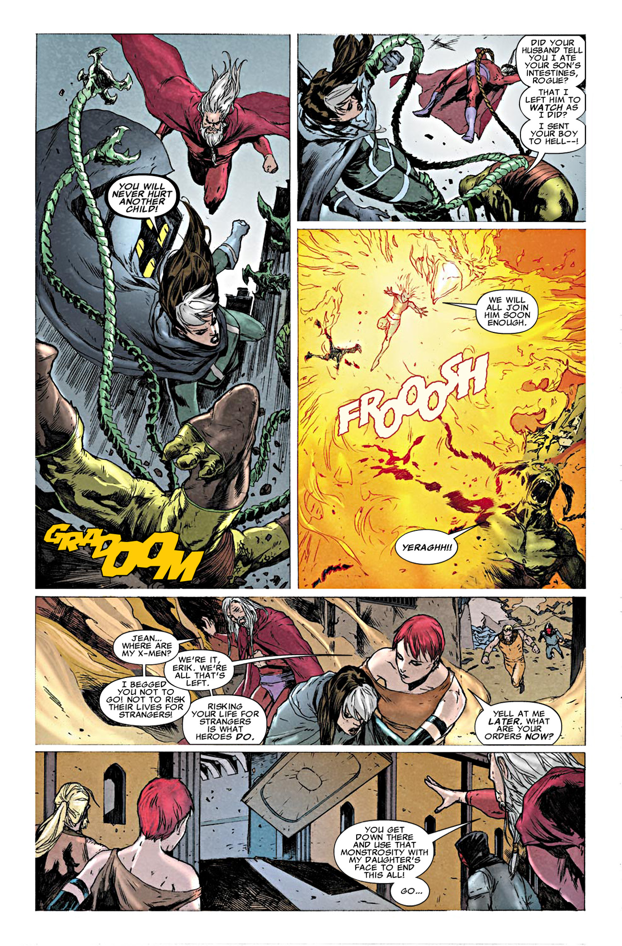 Read online Uncanny X-Force (2010) comic -  Issue #19.1 - 11