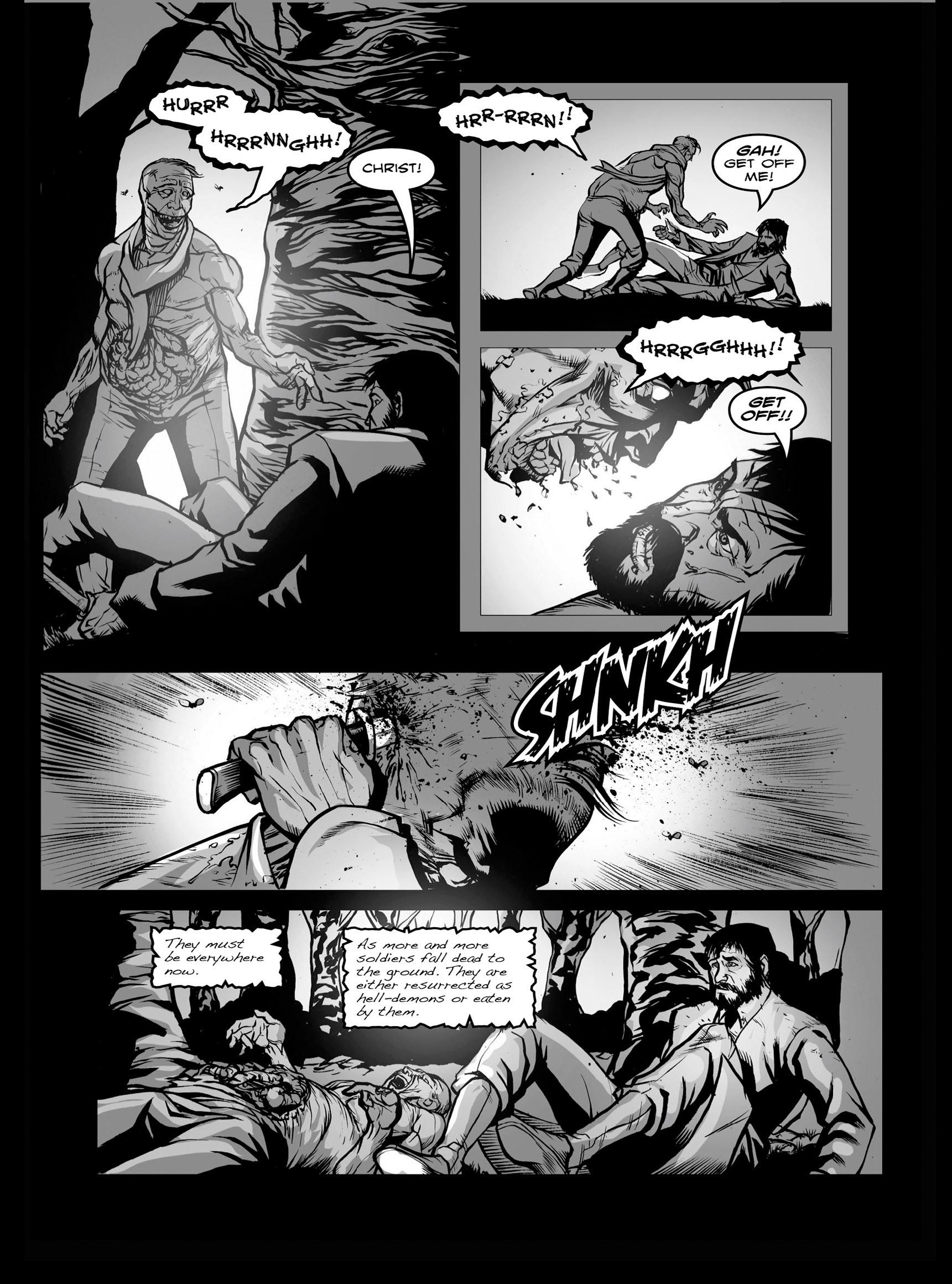 Read online FUBAR comic -  Issue #3 - 63