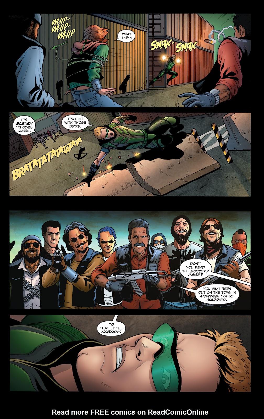 Read online Smallville Season 11 [II] comic -  Issue # TPB 1 - 29