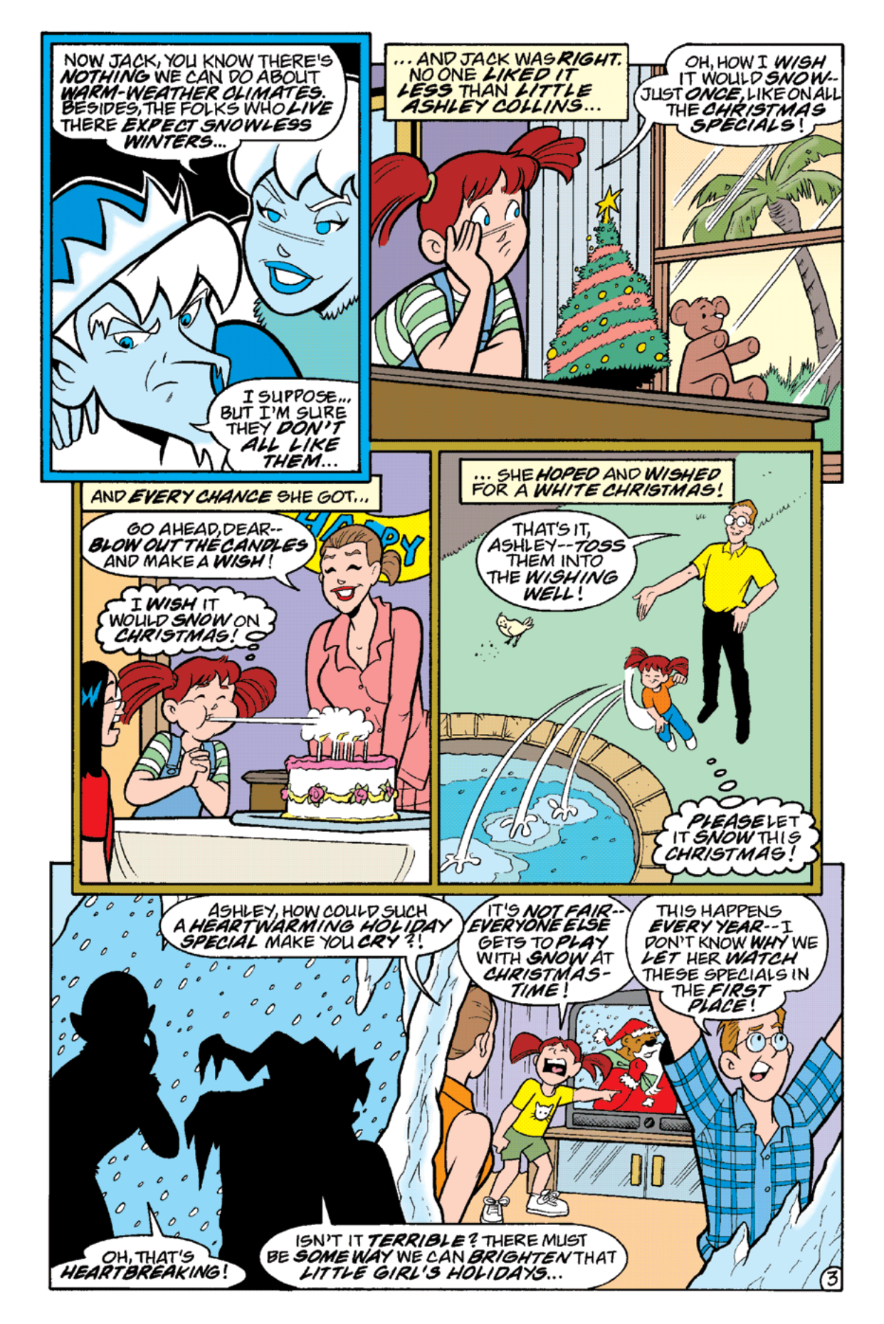 Read online Archie's Weird Mysteries comic -  Issue #18 - 17