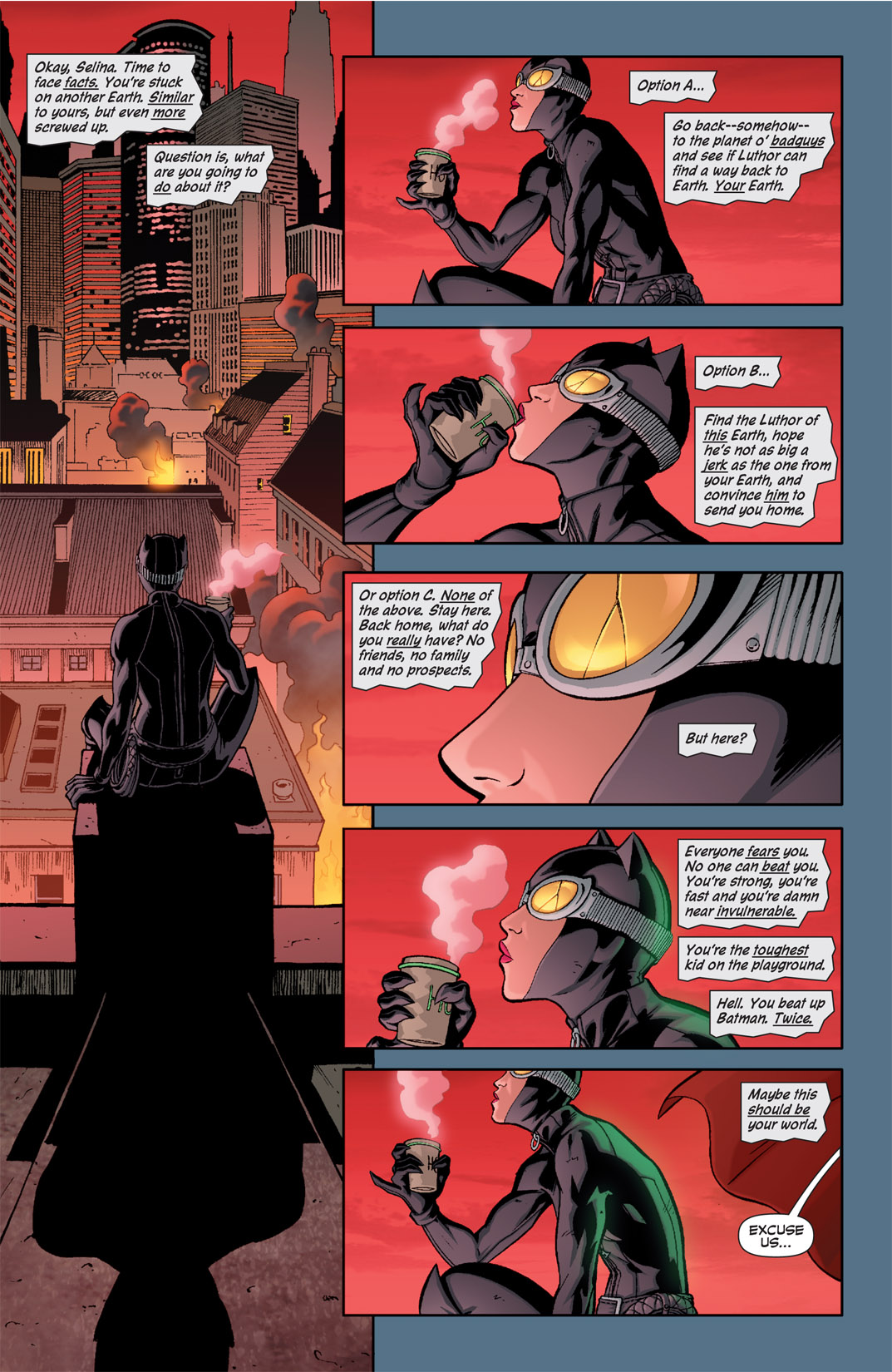 Catwoman (2002) #77 #77 - English 7