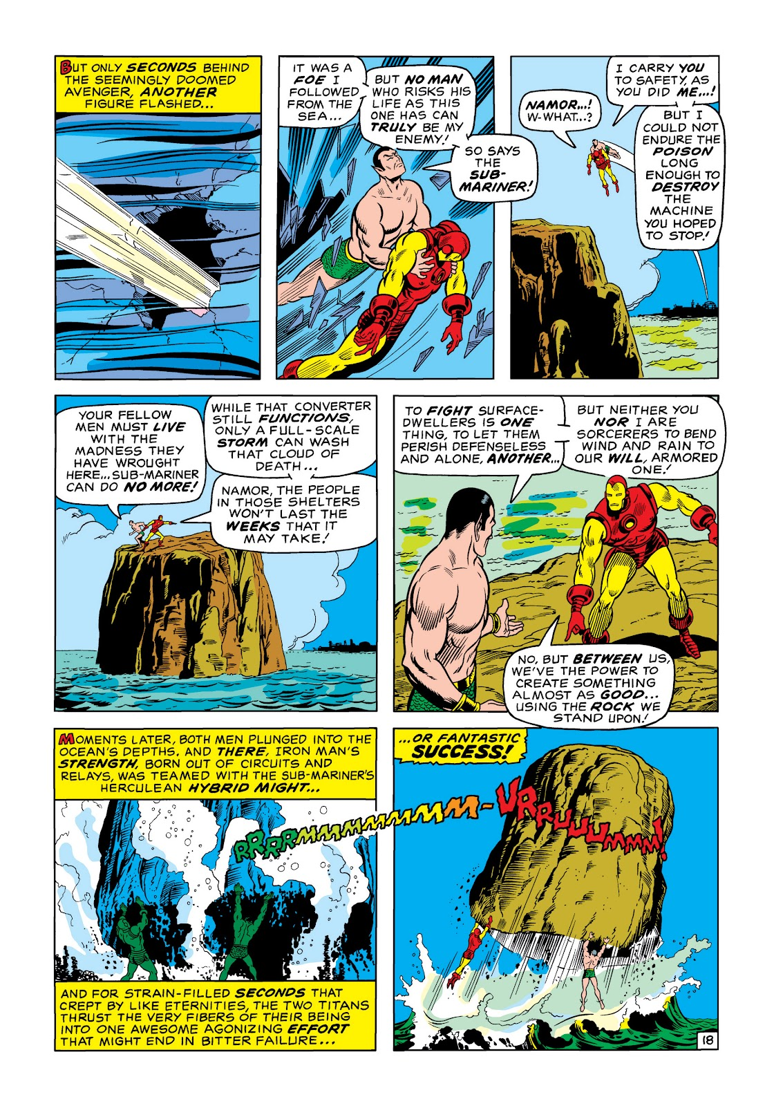 Read online Marvel Masterworks: The Invincible Iron Man comic -  Issue # TPB 6 (Part 3) - 33