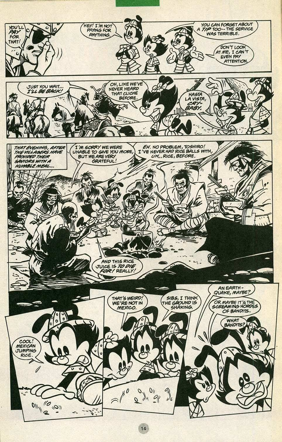 Animaniacs (1995) issue 13 - Page 15