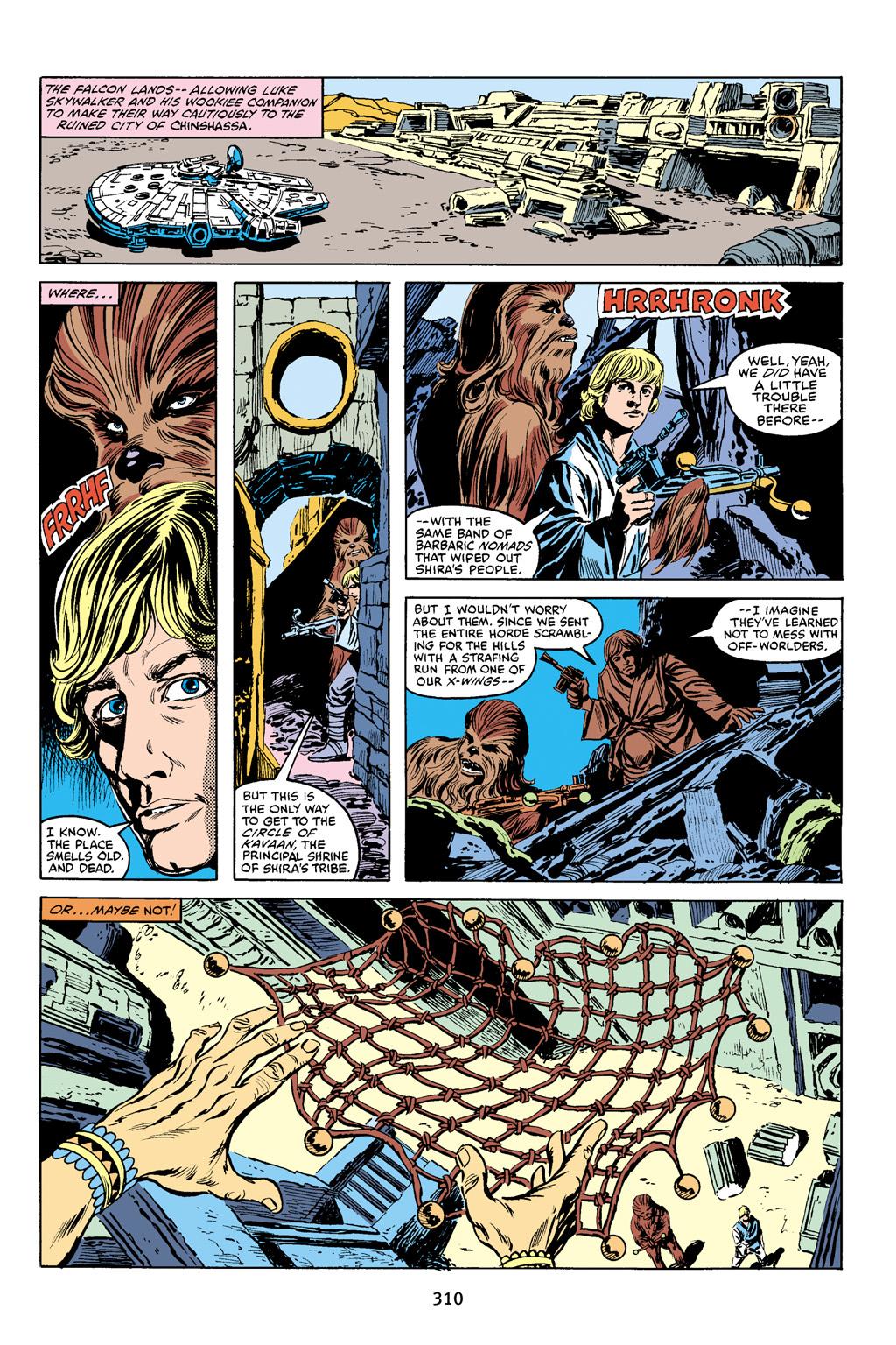 Read online Star Wars Omnibus comic -  Issue # Vol. 16 - 305